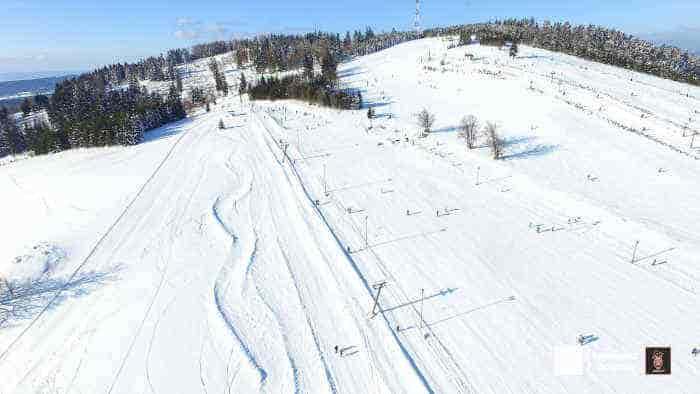 narty rzeczka wyciagi narciarskie