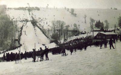 Skocznia narciarska w Sokolcu