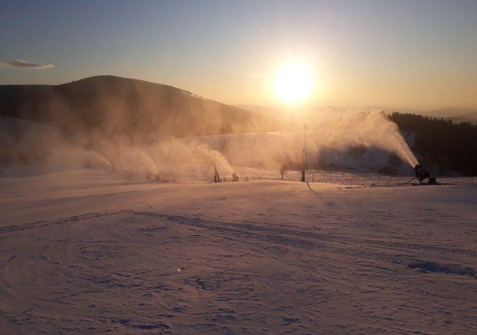 Warunki narciarskie (26.01)