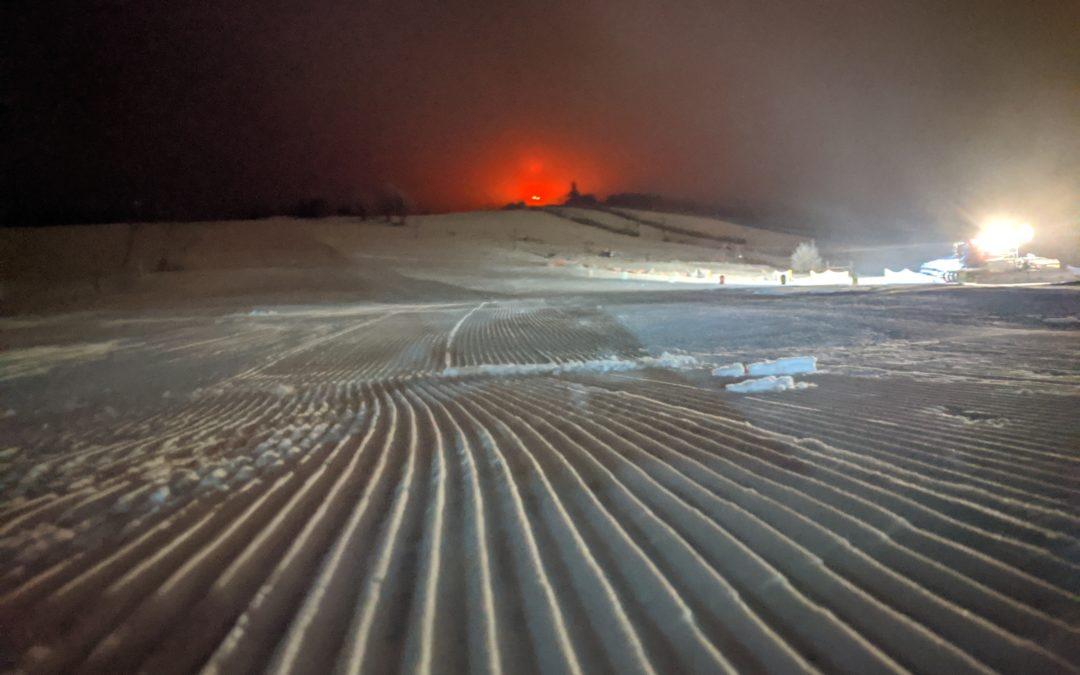 Warunki narciarskie (29.01)