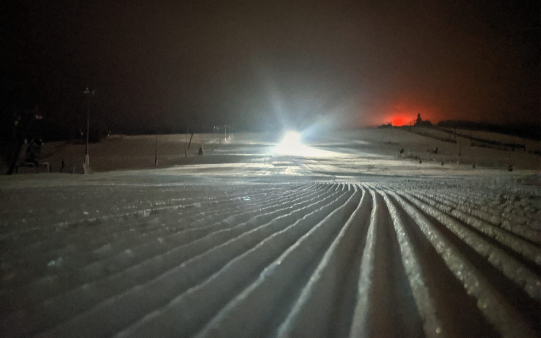 Warunki narciarskie (23.01)