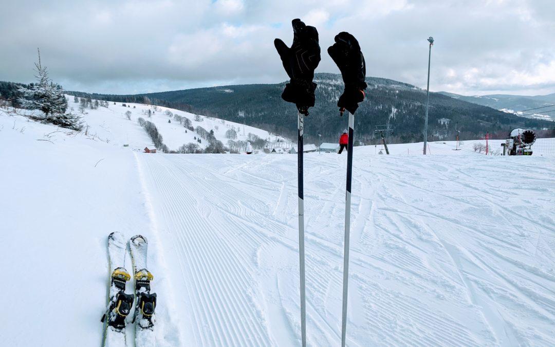 Warunki narciarskie (12.02)